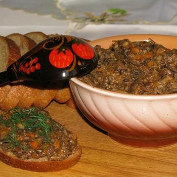 Ножки опят на зиму: домашние рецепты