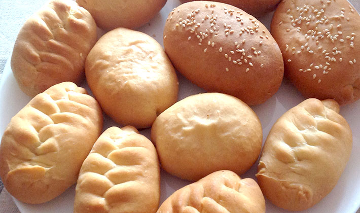 Рецепты пирожков с грибами груздями