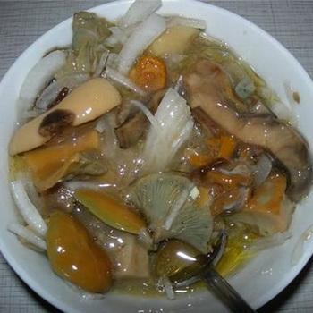 рецепт приготовления грибов волнушек на зиму