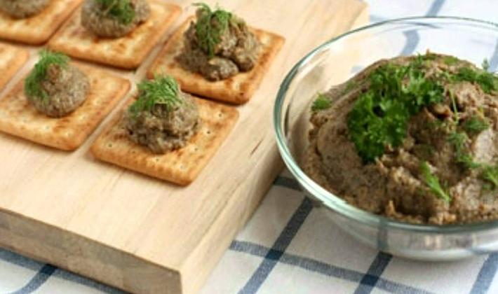 Рецепт приготовления солёных груздей