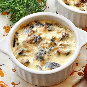 Рецепты грибных супов-пюре из сушеных грибов