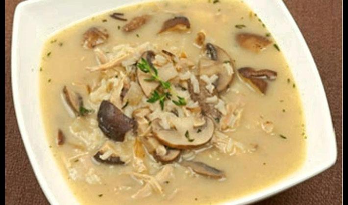 Суп с сухих белых грибов рецепт