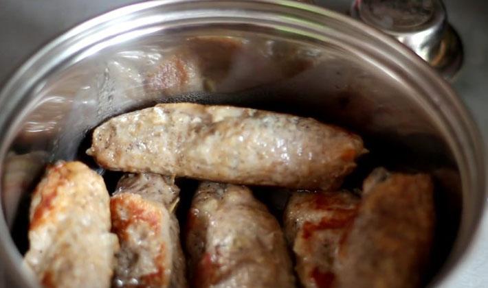 Рецепты тушеной картошки с мясом и грибами