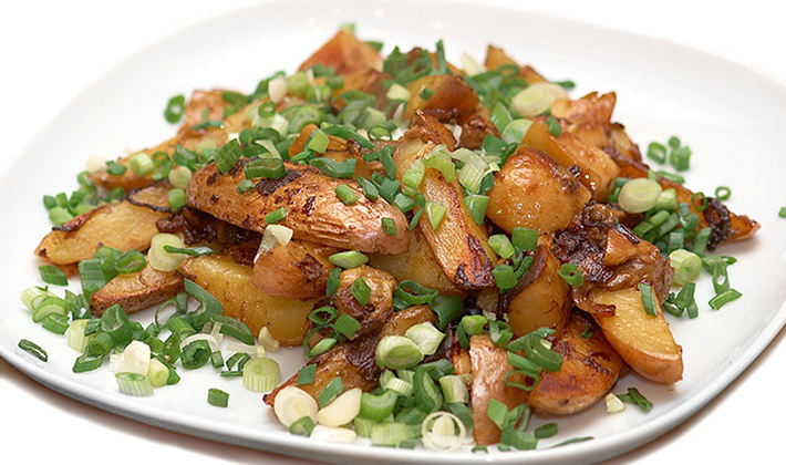 грибы с картошкой жареные рецепты приготовления