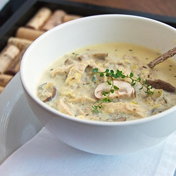 Рецепты супов из белых грибов с перловкой
