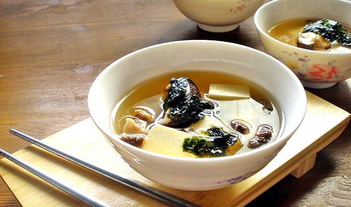 Рецепты супов из белых грибов с вермишелью
