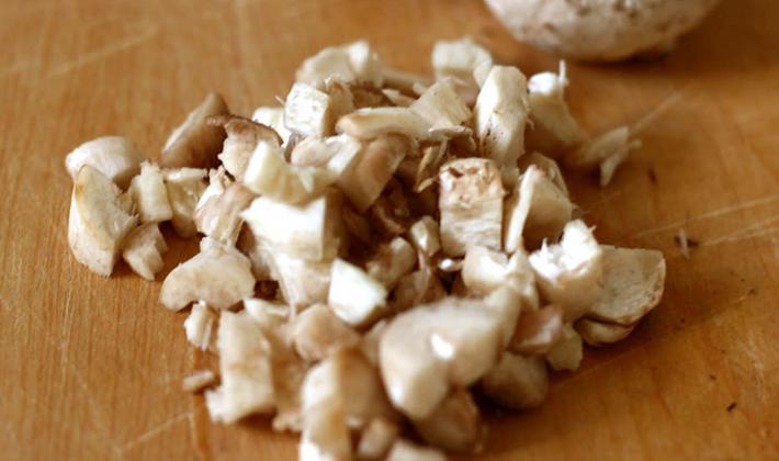 Как приготовить гречку с белыми грибами