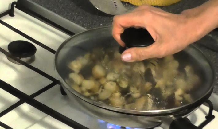 Что можно приготовить из опят на ужин