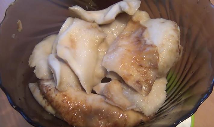 Рецепты посола груздей холодным способом