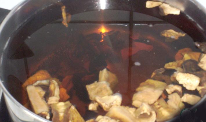 Рецепты приготовления рассола для заливки груздей