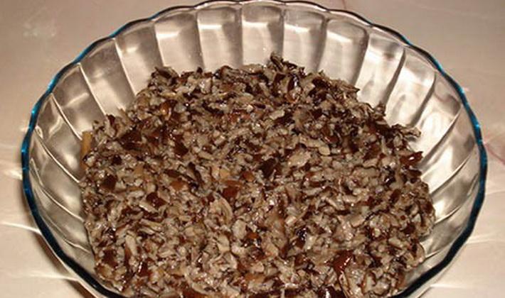 Грибная икра из опят на зиму: рецепты приготовления