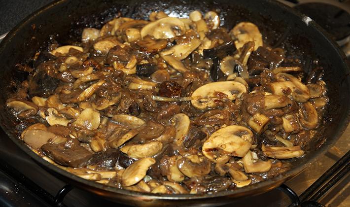Как приготовить грибы рецепты