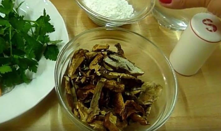 Рецепты приготовления жульена из белых грибов