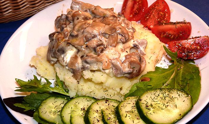 Рецепты запекания картошки и филе куриное