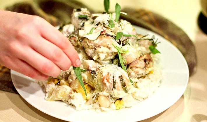 суп пюре из сушеных белых грибов рецепты с фото