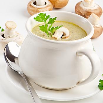 рецепт приготовления супа из белых свежих грибов рецепт