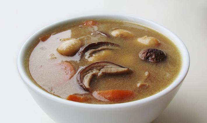 как готовить грибной суп из свежих грибов