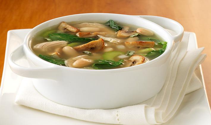 Суп из белых грибов: рецепты для мультиварок разных марок