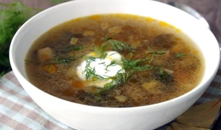 вкусный рецепт грибного супа из белых грибов