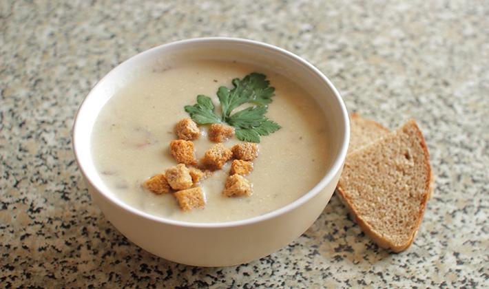 Рецепты приготовления супов из белых грибов со сливками