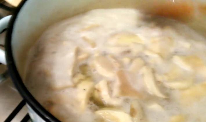 Грибы волнушки рецепты приготовления на зиму