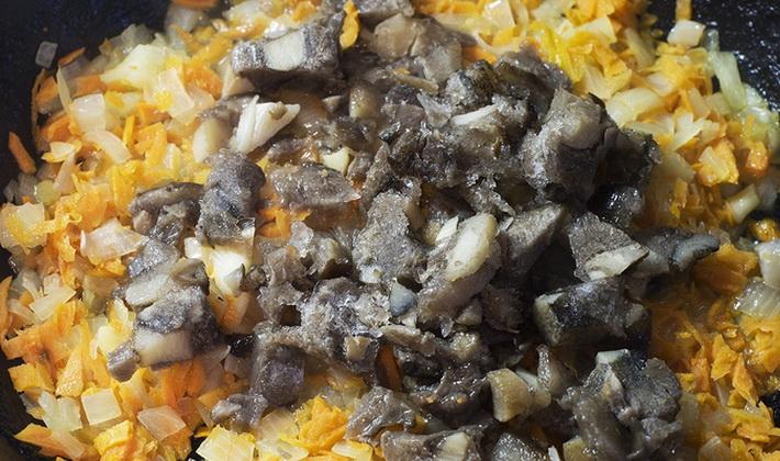 Способы заготовки грибов подосиновиков на зиму