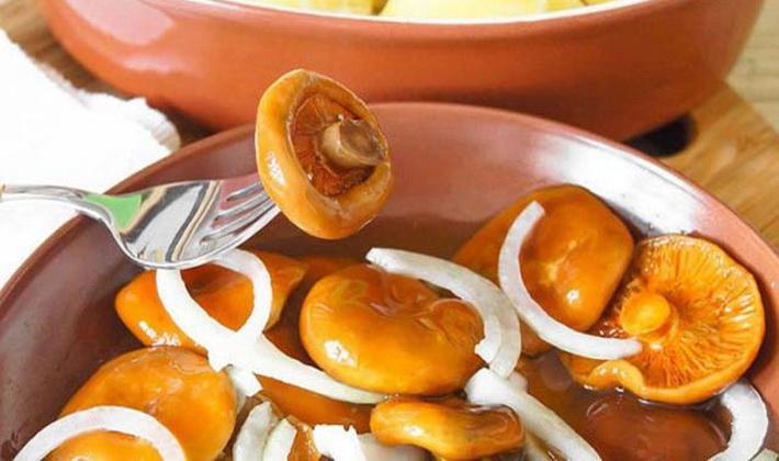 Квашеные рыжики: рецепты грибных закусок