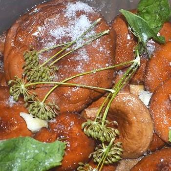 Как солить и мариновать грибы рыжики без уксуса