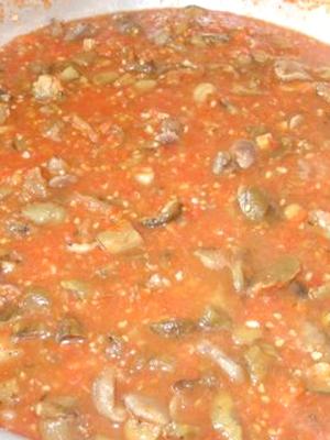 Рецепты рыжиков, приготовленных в томатном соусе
