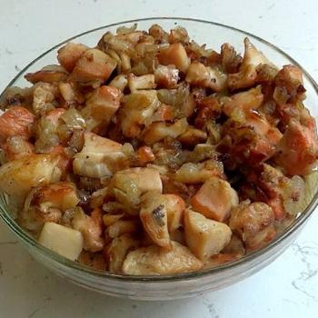 Жареные сыроежки: рецепты приготовления блюд из грибов