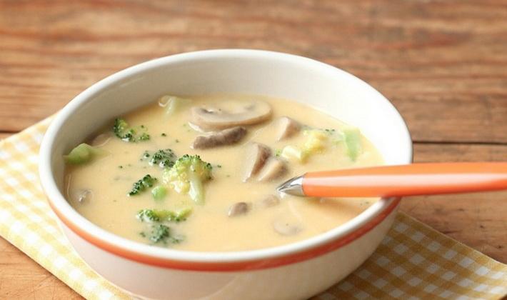 грибной суп из шампиньонов рецепт с фото с мясом