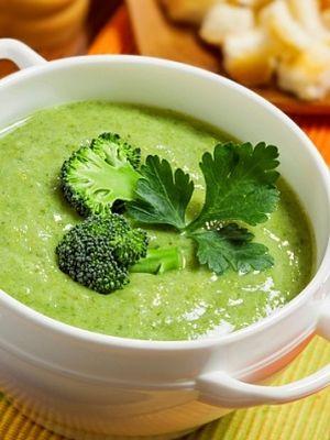 как приготовить крем суп из шампиньонов со сливками и плавленным сыром