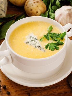 Суп из шампиньонов с плавленым сыром: рецепты первых блюд