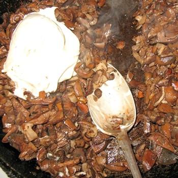 Рецепты рыжиков с майонезом