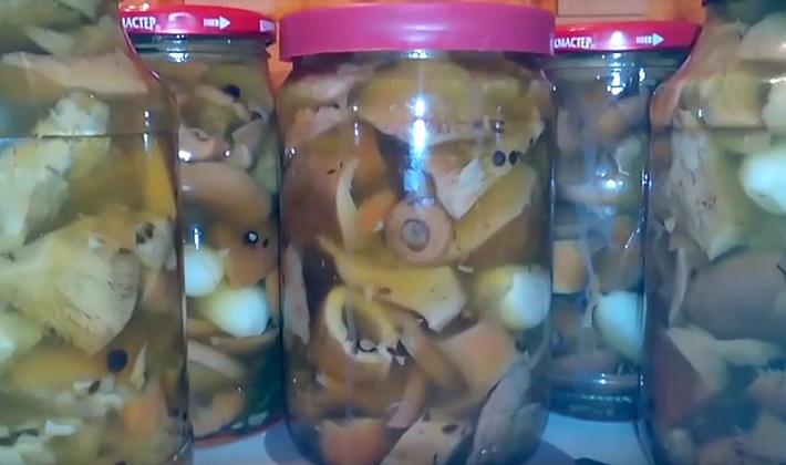 Как быстро приготовить рыжики на зиму в домашних условиях