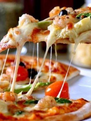 Как приготовить вкусную пиццу с рыжиками