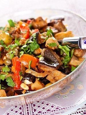 Блюда из соленых грибов рыжиков