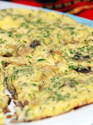 Рыжики, жаренные с яйцом: простые рецепты