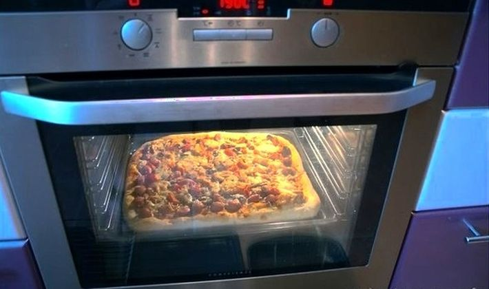 Как правильно приготовить пиццу с фаршем и грибами