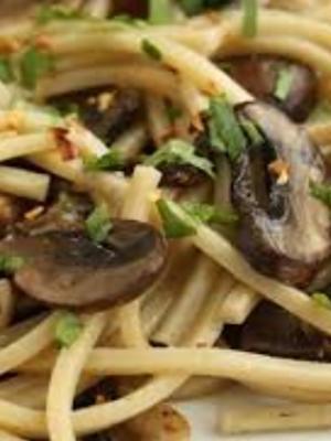 Макароны с шампиньонами: рецепты грибной пасты