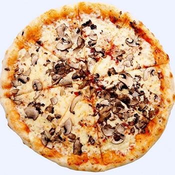 Вкусная пицца с грибами: варианты приготовления