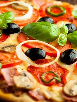 Вкусная начинка для пиццы с грибами