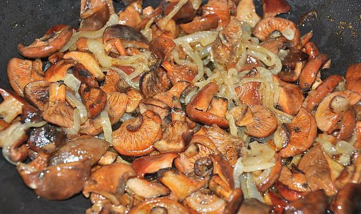 Рыжики с картошкой в сметане: рецепты грибных блюд