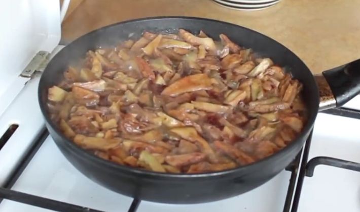 Как пожарить рыжики: рецепты вкусных блюд