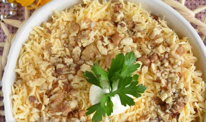 Салаты с сырыми шампиньонами: рецепты полезных блюд