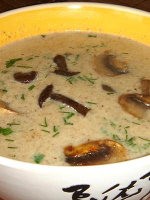 Супы из замороженных опят: рецепты вкусных первых блюд