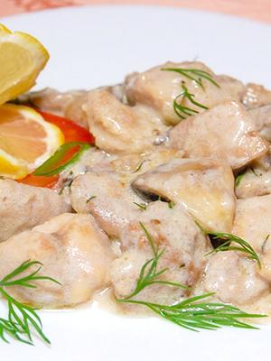 Блюда из опят с курицей: рецепты приготовления