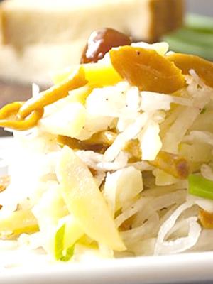 Опята с капустой: заготовки на зиму и блюда на каждый день