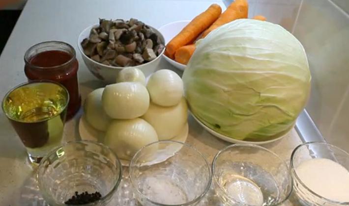 Приготовление первых и вторых блюд из опят