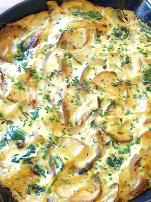 Опята, жареные с луком: рецепты грибных блюд